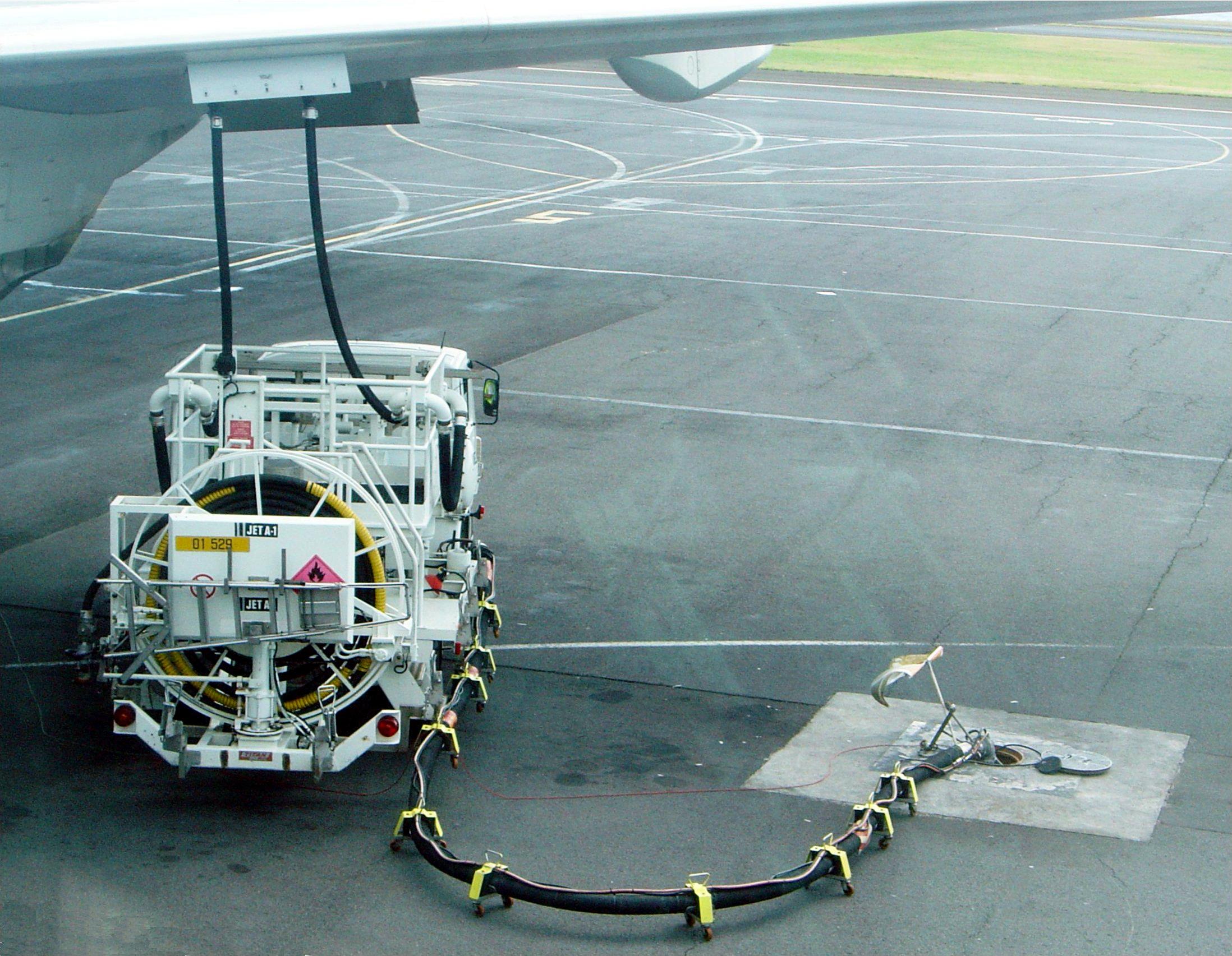 combustivel para aviação