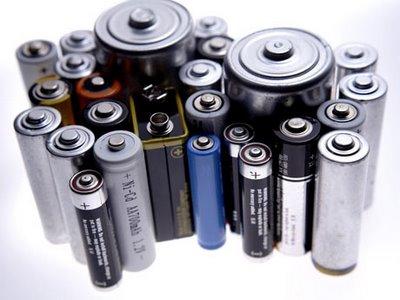 pilhas e baterias como funcionam