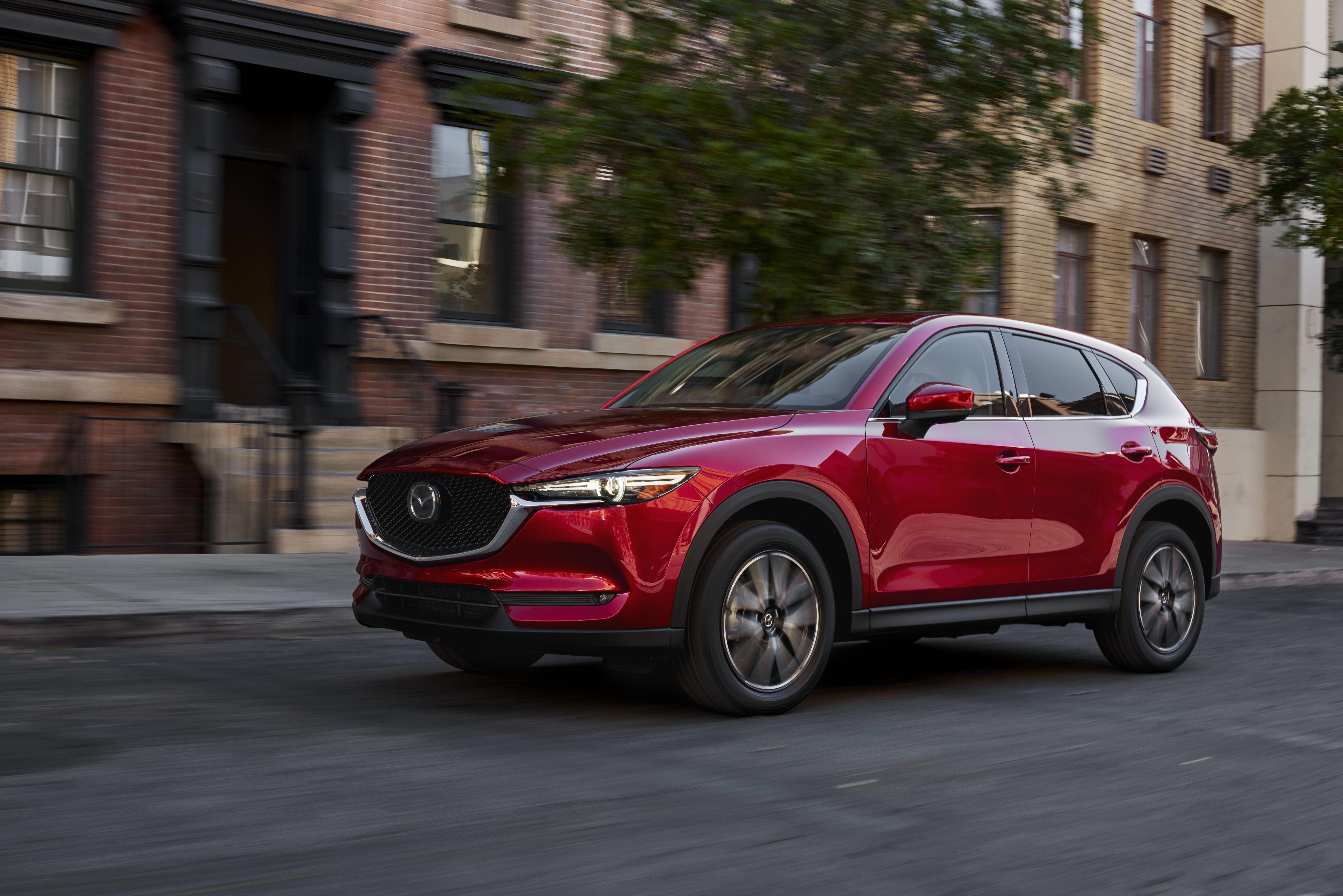 Mazda-CX-5-2017 Diesel