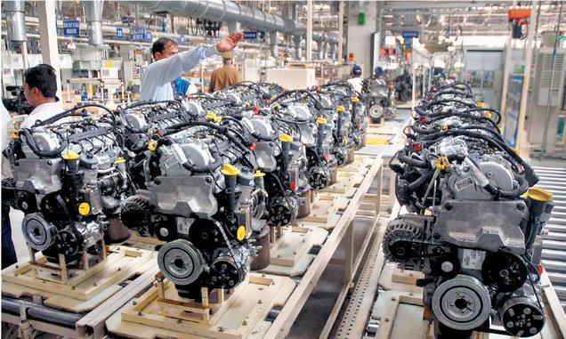 manufacturing diesel