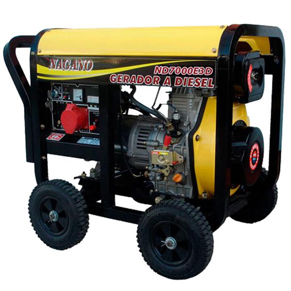 gerador a diesel