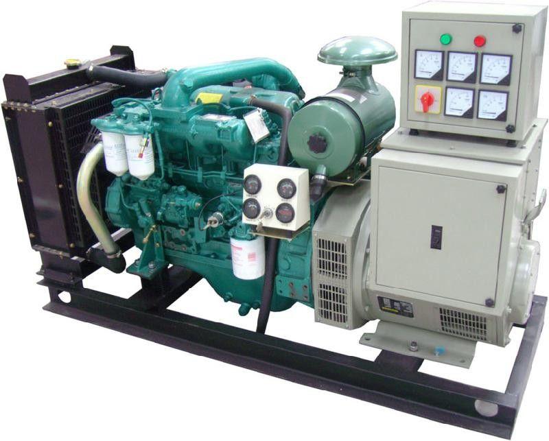 motor gerador a diesel