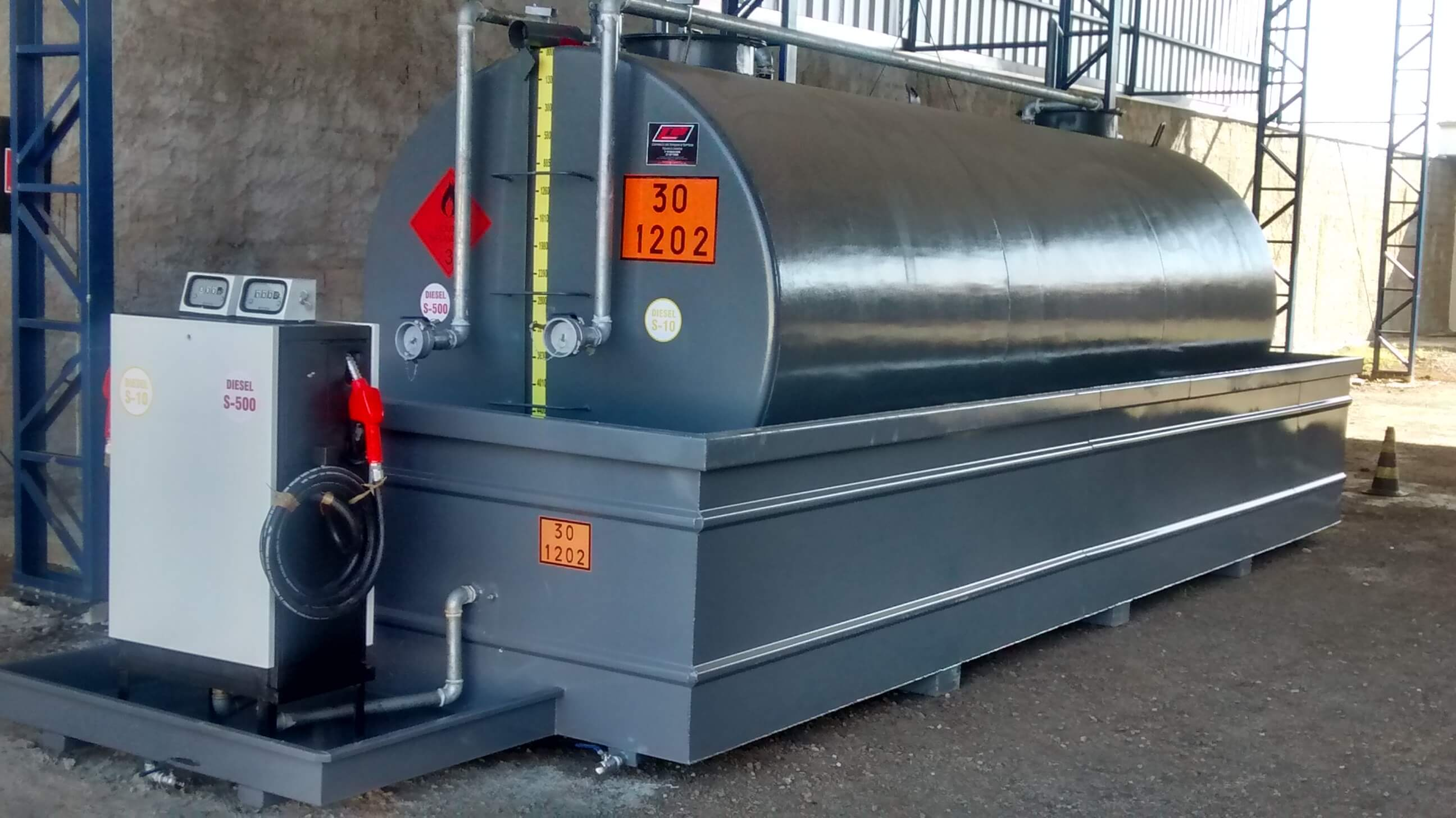 tanques de abastecimento de combustível como fazer inspeção de tanques de combustível a diesel