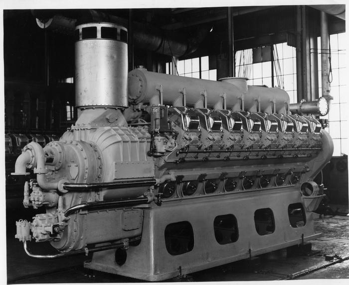 motores de embarcação a diesel