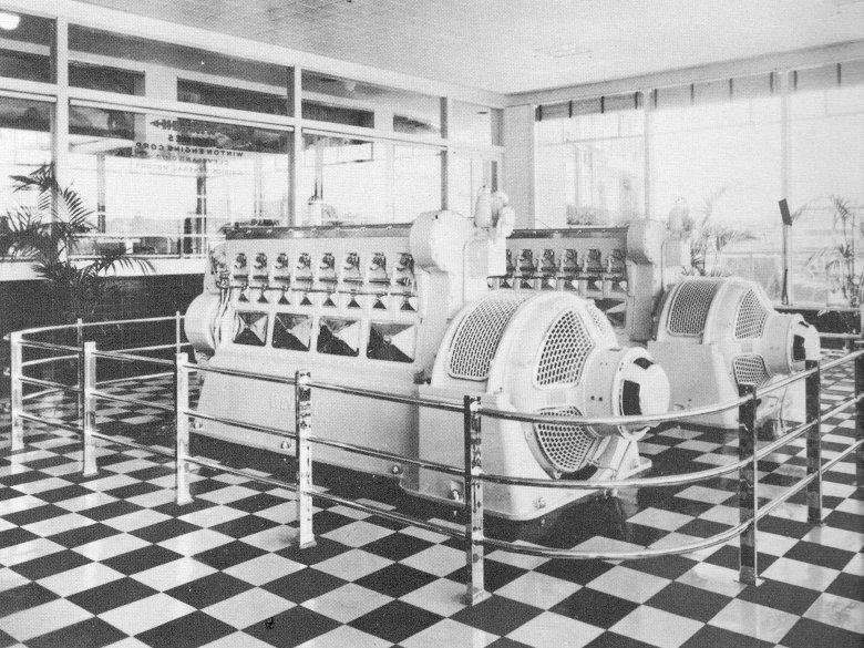 primeiros motores a diesel