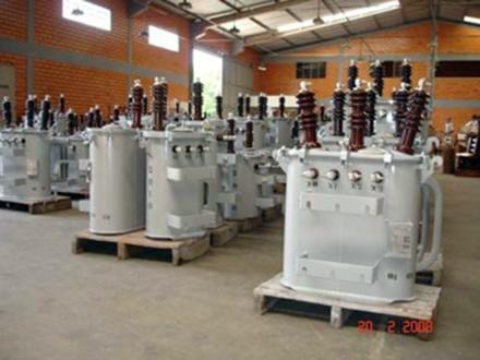 Transformadores à seco - são leopoldo diesel