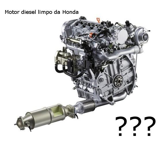 honda motor diesel limpo são leopoldo diesel