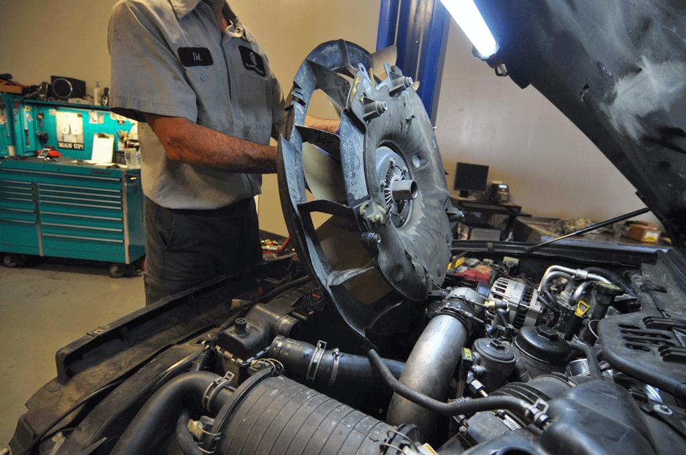 imagem da modificação de ventilação diesel