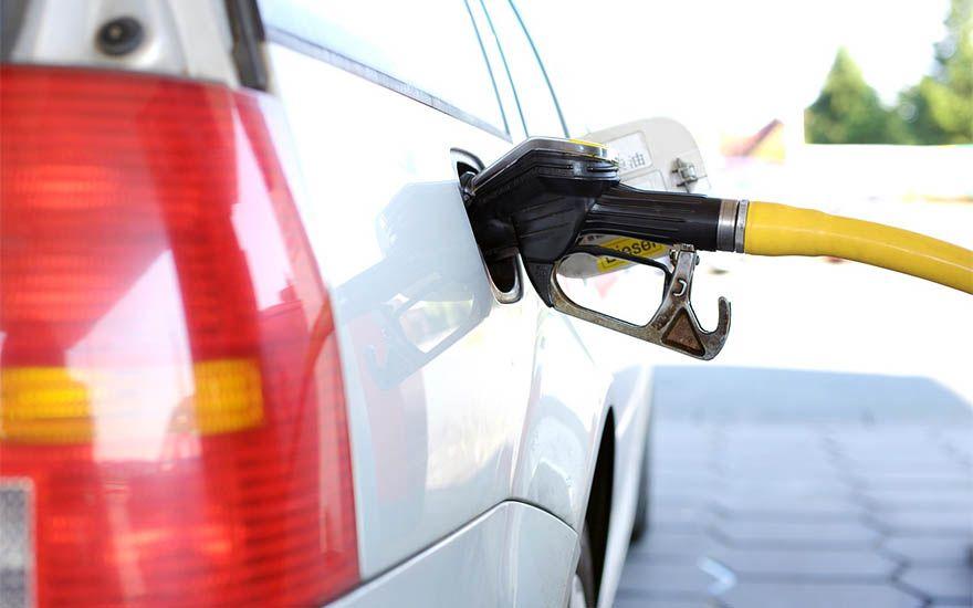 posto de combustível reserva de combustível