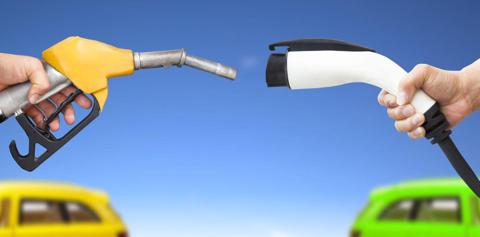 carros eletricos vs carros diesel