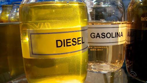 diesel ou gasolina são leopoldo diesel